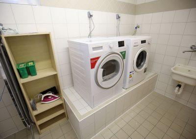 Villa-Hasi-Waschmaschine-Trockenmaschine